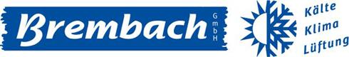 Firma Brembach GmbH - Kälte-Klima-Lüftung - Logo
